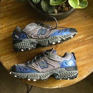 New Balance women's terrain sneakers.